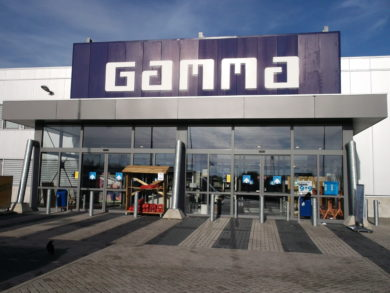 Gamma Nederland reclamefolder online